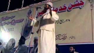 02 Mufti Nizamuddin Sahab - Kidmaate Qamar (03.04.11)