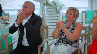 SDE Свадьба 11.09.2015. Красивая свадьба у моря в Одессе