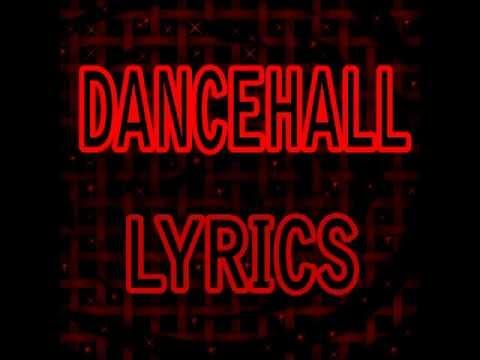 KONSHENS - STOP SIGN LYRICS (Follow @DancehallLyrics )