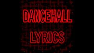 KONSHENS - STOP SIGN LYRICS (Follow @DancehallLyrics )