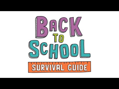 Warriors at Home   Back to School Survival Guide   Week 1   August 15th