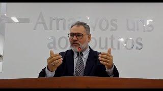 Salmos 19  - O Deus que se revela: Somente as Escrituras | Rev. Jeferson Lustosa
