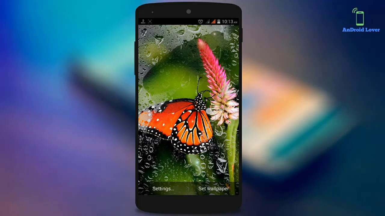 top 5 best android wallpaper apps 2017 - youtube