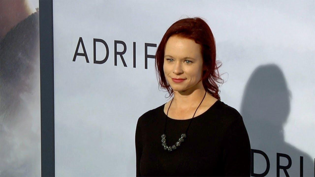Thora Birch Adrift World Premiere