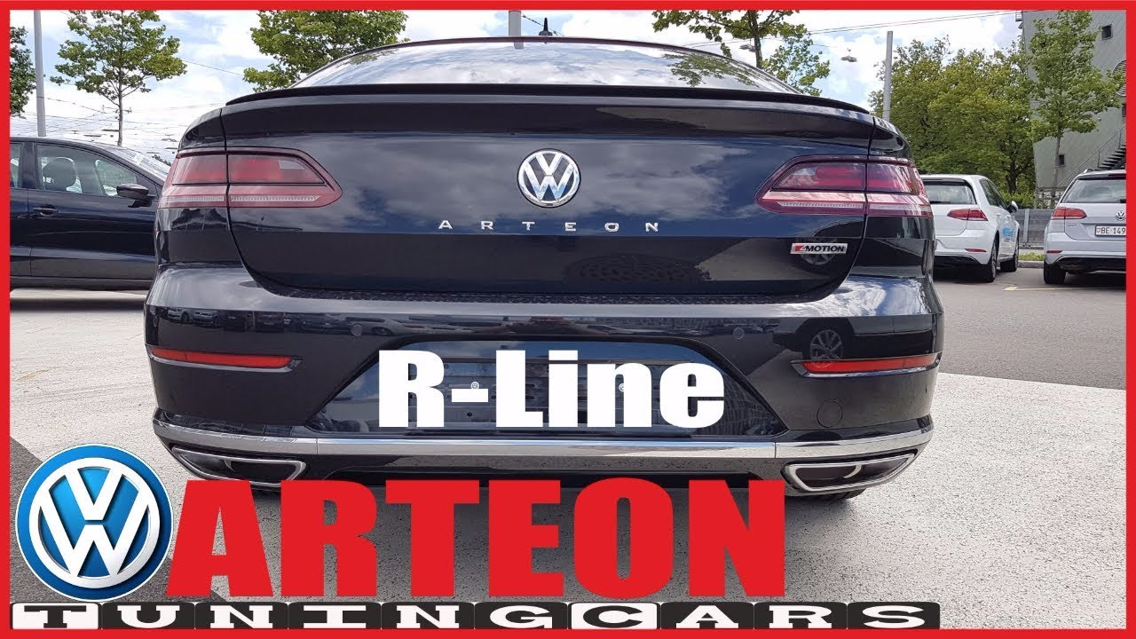 Passat R Line 2017 >> 2018 Volkswagen Arteon 2.0 TSI 280 PS 4Motion DSG R-Line ...