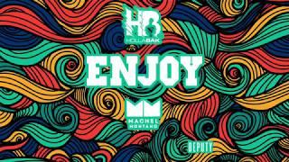 Enjoy (Official Audio) | Holla Bak x Machel Montano (prod. Deputy) thumbnail