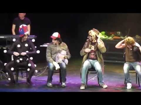 Partička [1080p HD] - Broadway - Párty - 30.11.14 (17:30)