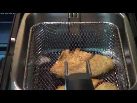 Fried Tilapia (Learn How To Fry Foods In A Deep Fryer)