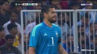 Sergio Romero vs Brazil  16/10/2018   HD 720p