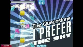 StepMania (Pump It Up): The Queenstons - I Prefer The Sky FULL (Single 21)
