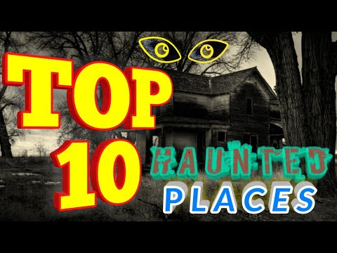 Top 10 Most Haunted Places In The Midwest