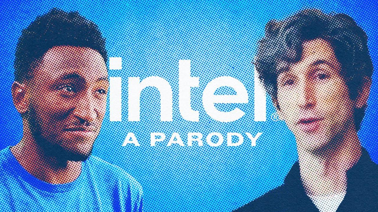 If Intel's Ads Were Realistic (Parody)