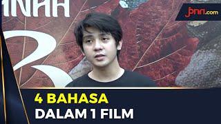 Arbani Yasiz Belajar 4 Bahasa Demi Film Ranah 3 Warna - JPNN.com