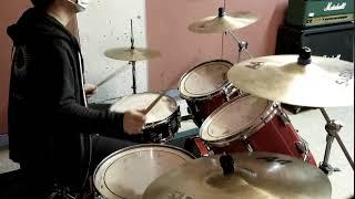 【叩いてみた】9999-I don't know / THE YELLOW MONKEY Drums cover.