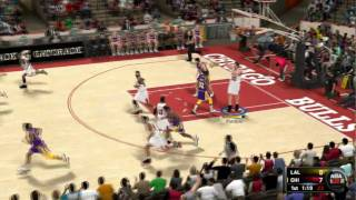 NBA 2K11 Gameplay (PC HD)