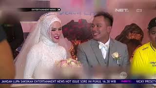 Pernikahan Mewah Angel Lelga dan Vicky Prasetyo