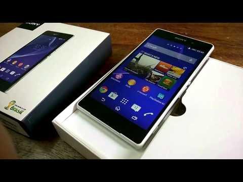Sony Xperia Z2 : แกะกล่อง : AppDisqus Chanel