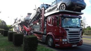 camion porte voiture