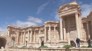 ISIS control of Palmyra threatens city's artifacts