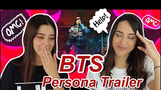 Download BTS (방탄소년단) MAP OF THE SOUL PERSONA Comeback Trailer Persona MV REACTION Mp3