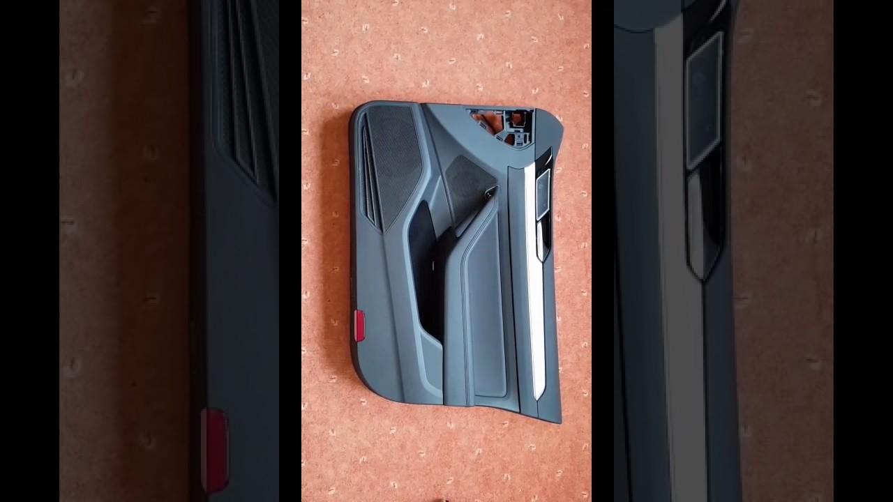 Passat B8 Türverkleidung ausbauen - YouTube