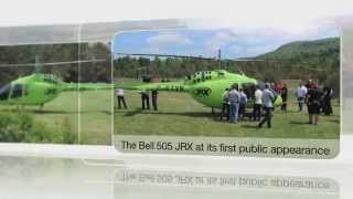 The Bell 505 Flight Test Vehicle