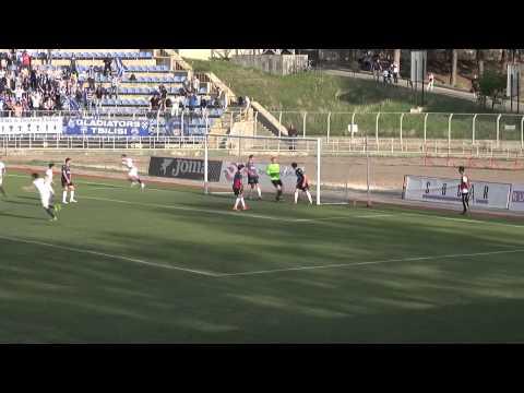 FC Metalurgist Rustavi 0:2 FC Dinamo Tbilisi