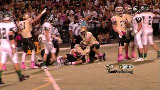 Plant Panthers pulls out 24-20 win over Sickles