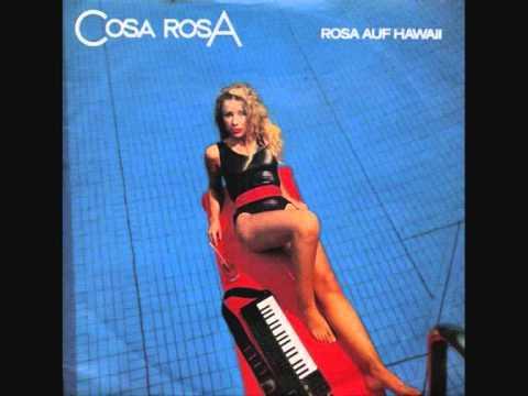 COSA ROSA - rosa auf hawaii (Special Long Version) 1983 CD