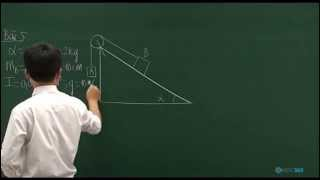 Kĩ năng vận dụng pt động lực học vật rắn vào giải các bài tập