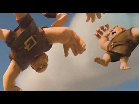 The Day The Giants Learned to Fly   Clash of Clans