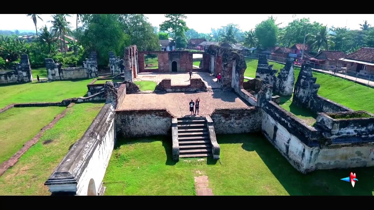 Keraton Kaibon di Banten Lama - YouTube