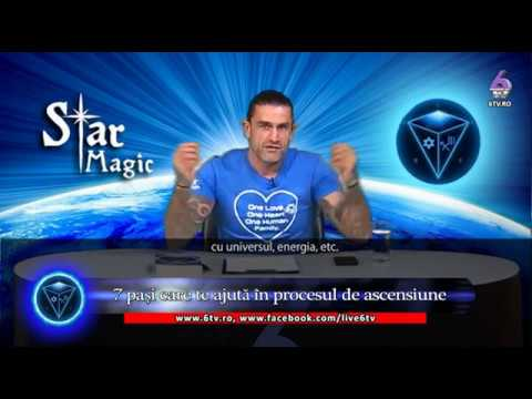 Star Magic TV (JERRY SARGEANT) 7 Tips for Ascension