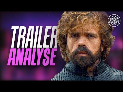 GAME OF THRONES: Staffel 8 - Traileranalyse