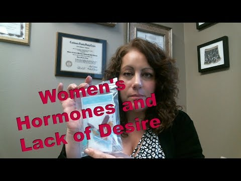 Hormones Play a Role in Womens Health and Sexual Desire