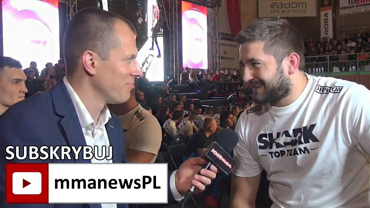Łukasz Zaborowski o debiucie Karoliny Owczarz w MMA