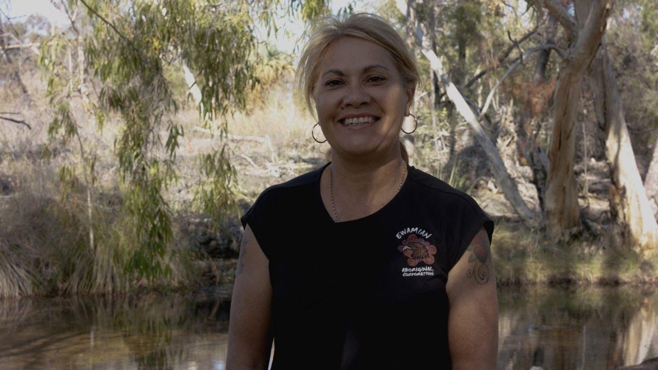 Sharon Prior - General manager Ewamian Aboriginal Corporation