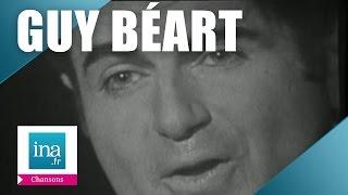 """Guy Béart """"Les Souliers (dans La Neige)"""" (live officiel)   Archive INA"""