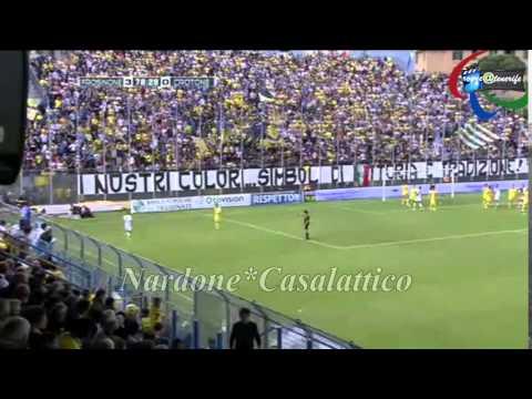 Serie B Frosinone Calcio 3 Vrs FC Crotone 1 Promosso In Serie A 16 Maggio 2015