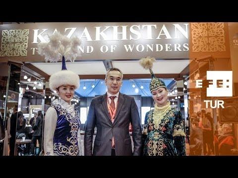 Kazakhstan shows its tourist opportunities
