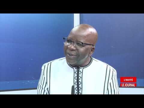 BITV : Simon Compaoré (Président Par Intérim Du MPP) Invité Du JT Du 19 11 2019