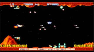 Gradius Collection PSP Gameplay HD