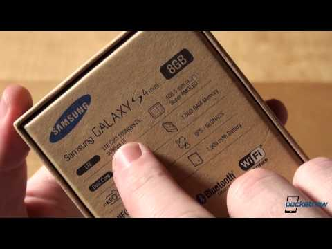 Samsung Galaxy S4 mini Unboxing
