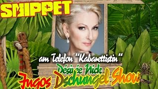 Desiree Nick flippt am Telefon aus - Tag 10