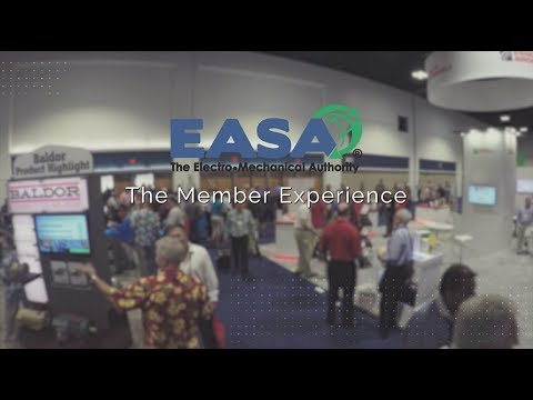 The Benefits of EASA Membership
