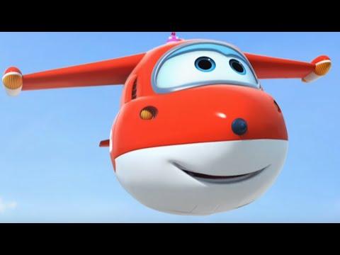 Супер Крылья - Серия 1 - Правильный воздушный змей - Мультик про самолёты для детей