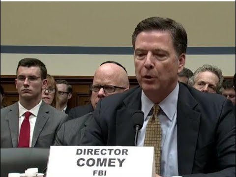 LEAKED DOCUMENTS ON SPYING SHOW FBI DIRECTOR COMEY SHARED SECRET INTEL ON AMERICANS WITH PRIVATE PAR