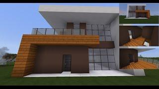 Майнкрафт. Как построить/сделать красивый дом в стиле