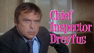 CHIEF INSPECTOR DREYFUS (Character Chronicles)