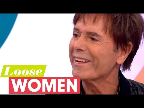 Sir Cliff Richard Opens Up On Aging, Body Image And Being A Sex Symbol   Loose Women